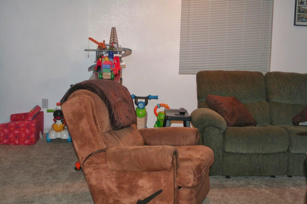 Living room, man cave, playroom