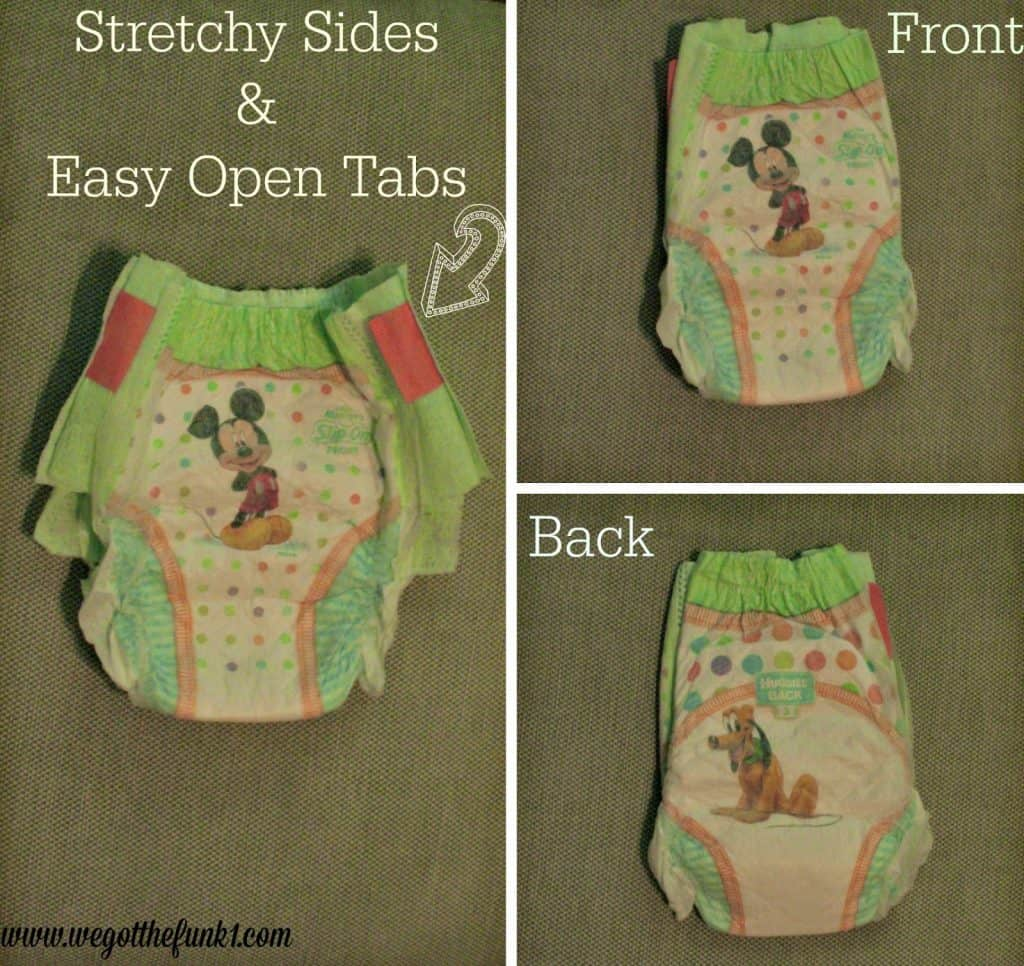 Huggies, Slip On Diapers, Little Movers, FirstFit, Squirmy baby diapers