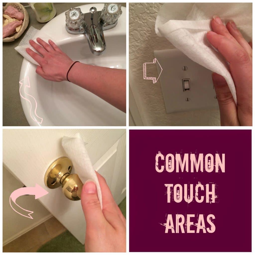 quick, Bathroom, cleaning, tutorial