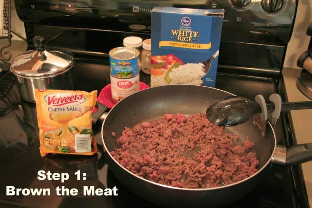 Recipe, Cheesy hamburger rice recipe, #recipe, rice recipe, hamburger rice recipe