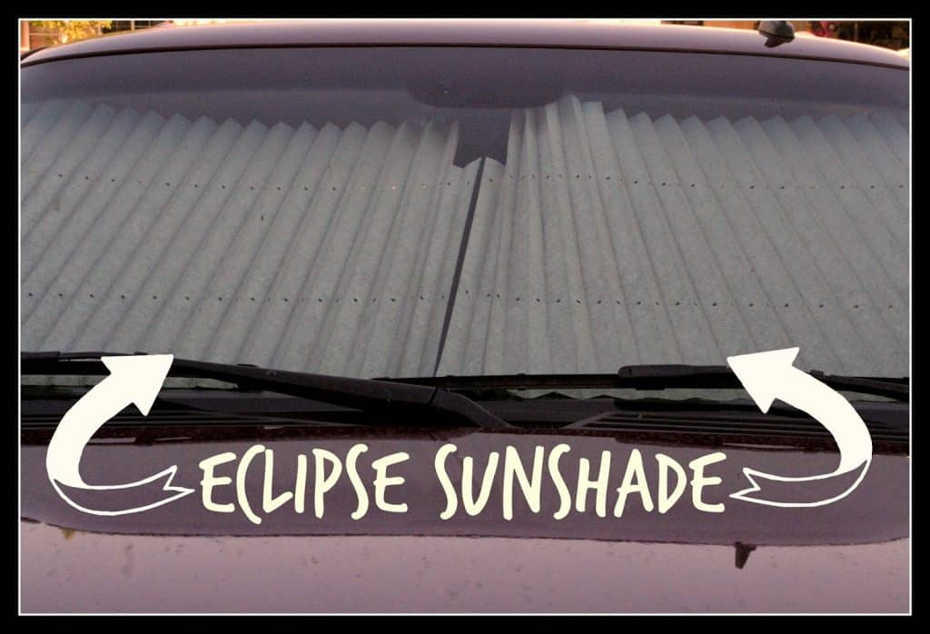 Eclipse Sunshade