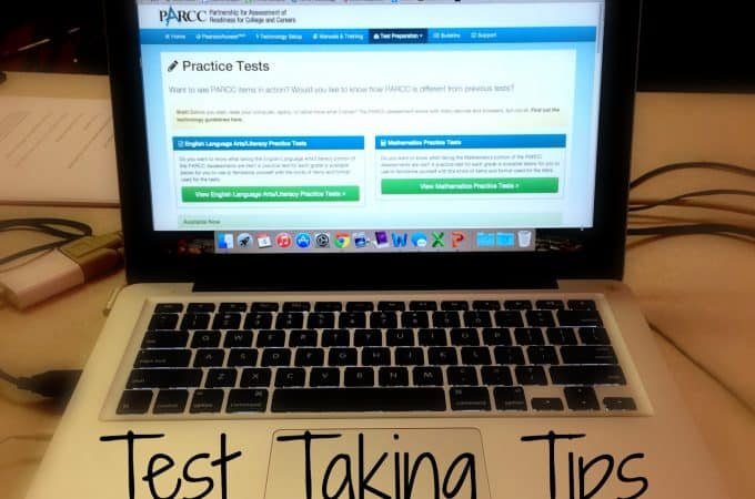 Test Taking Tips from a Teacher