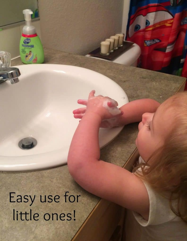 Dial Kids Body Wash & Hand Soap, Dial kids soap review, Gentle Dial Soaps for Kids.