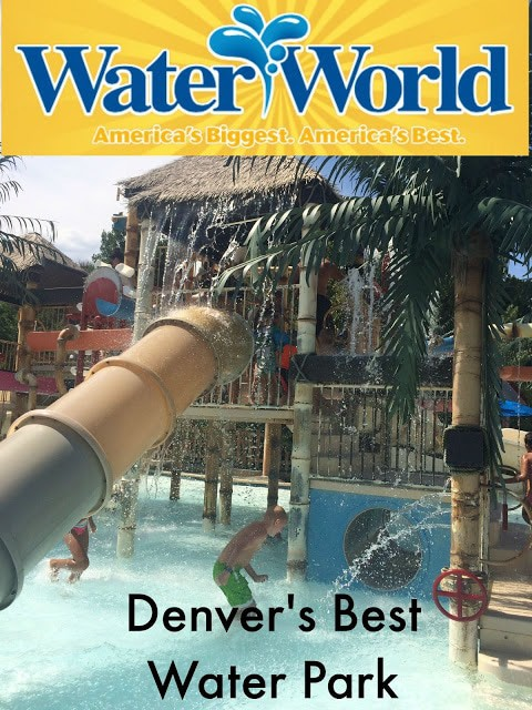 Water World Colorado, Water World Denver, Water World Review, Splash bands, tube valet, water world food