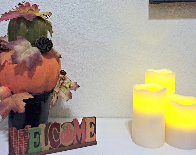 Thanksgiving Fire Mantle, Mantle Makeover, Thanksgiving Mantle Ideas, Mantle Decoration Ideas on a budget