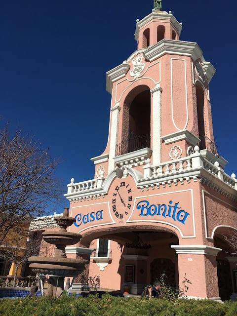 Casa Bonita Honest Reviews, Casa Bonita Food
