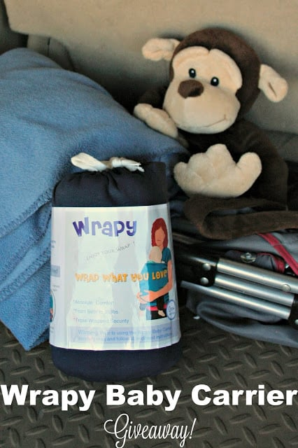 Wrapy Baby Carrier, Wrapy Baby Carrier Giveaway, Giveaway for Baby carrier, Free Baby carrier, How to use a Wrapy