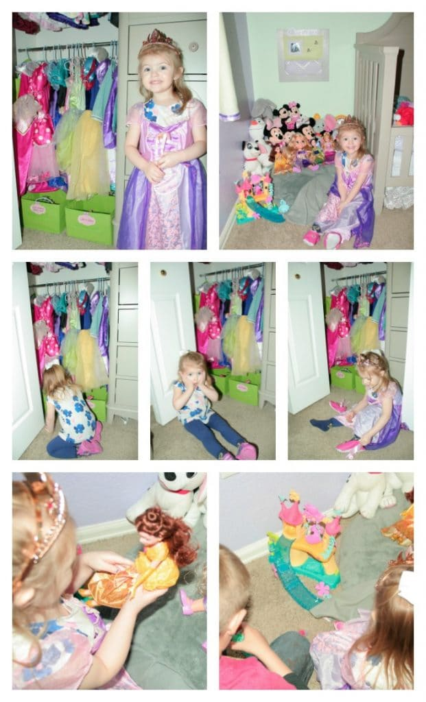 The big dress up station reveal