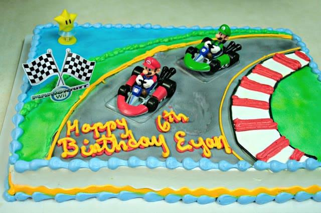 Super Mario Birthday Party Ideas, Oriental Trading Super Mario Party, DIY Super Mario Birthday Party