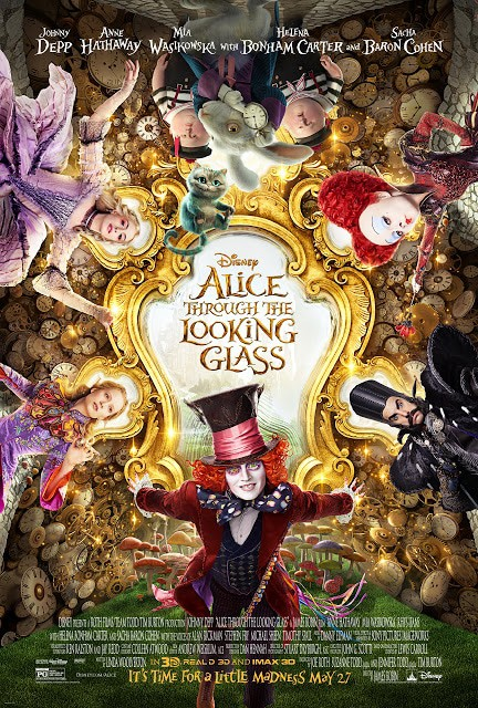 Alice Through the Looking Glass Preview, Denver Prescreening of Alice Through the Looking Glass, Free tickets to Alice Through the Looking Glass.