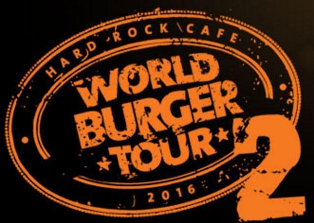 #ThisIsHardRock, Hard Rock, Hard Rock World Burger Tour, World Burger Tour Review, Aloha Burger, Atomic! Burger, Tango Salsa Burger, Greek Burger, Hard Rock Denver