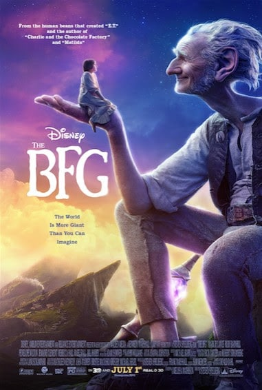 Advance Screening, Disney, The BFG, Colorado