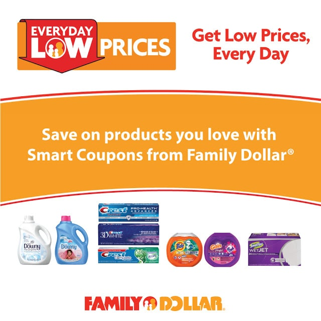 #FamilySavings, #ad Family Dollar Coupons, How to use Family Dollar Coupons, Family Dollar Coupon Savings,