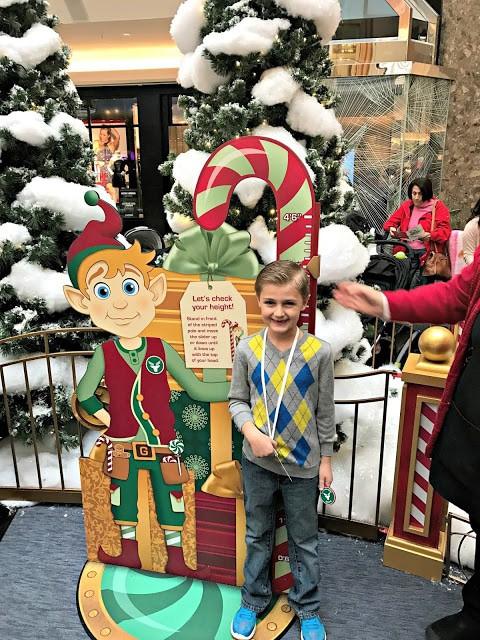 Santa Academy, #BeAHero, Santa Flight Academy, Cherry Creek Mall Santa, Cherry Creek Shopping Center Santa experience, Colorado blogger