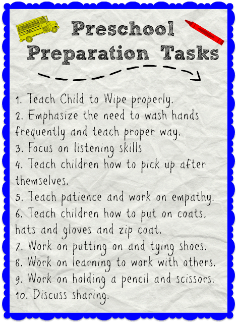 #WaterWipesWalmart, #Giveaway, #ad, Preschool preparation checklist for parents, What things should my preschooler know, What are some healthy habits to teach a preschooler, How to teach good bathroom habits.