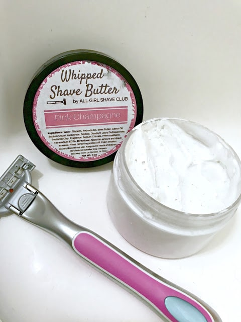 All Girl Shave Club, Shave Like A Girl, Dollar Shave Club for Girls, Shaving Subscription box, Discount code for All Girl Shave Club, Review of All Girl Shave Club