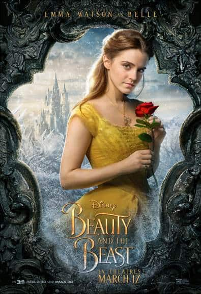 Beauty & the Beast Character Posters, 2017 beauty and the beast characters, 2017 beauty and the beast movie posters