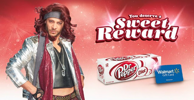 #ColorMeSweet, #Ad, Diet Dr Pepper Sweet Rewards, Lil' Sweets Free digital download