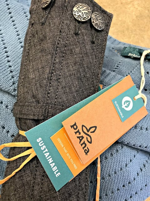 prAna May Discount code, prAna April discount code, 2017, prAna clothing review, sustainable clothing, versatile and sustainable clothing, hemp clothing, organic clothing, affordable sustainable clothing, #prAnaHigh