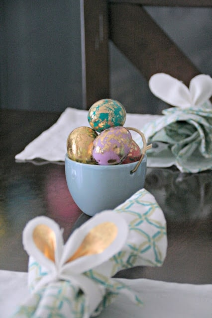 Budget friendly Easter table ideas