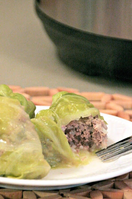 Instant Pot Cabbage Rolls, Easy cabbage rolls for instant pot, Printable recipe for cabbage rolls, Slow cooker cabbage rolls, Instant pot printable recipes, Easy cabbage rolls