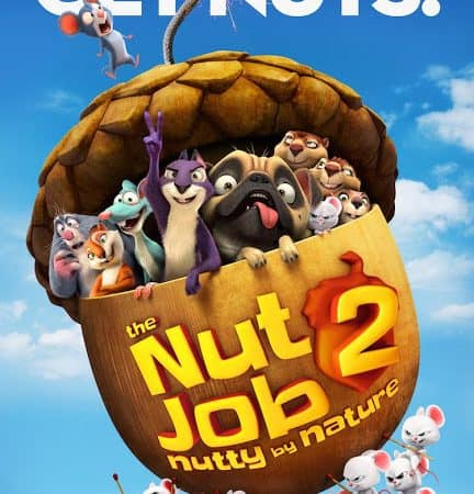 The Nut Job 2: Nutty By Nature #PrizePack #Giveaway