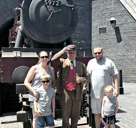 Our Day at The Wizarding World of Harry Potter