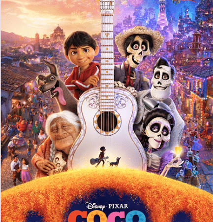 Disney's COCO Movie Poster & Trailer!!!