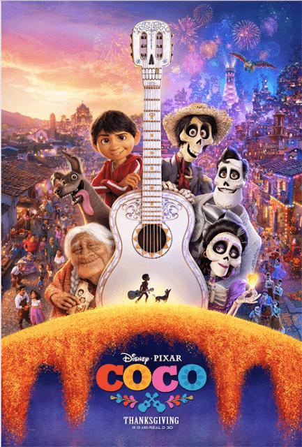 Disney Coco Movie Poster, Pixar Coco movie poster, Trailer for Coco, Trailer for Disneys Coco, Trailer for Pixars Coco