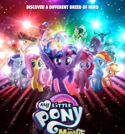 My Little Pony Out in Theaters TODAY & My Review