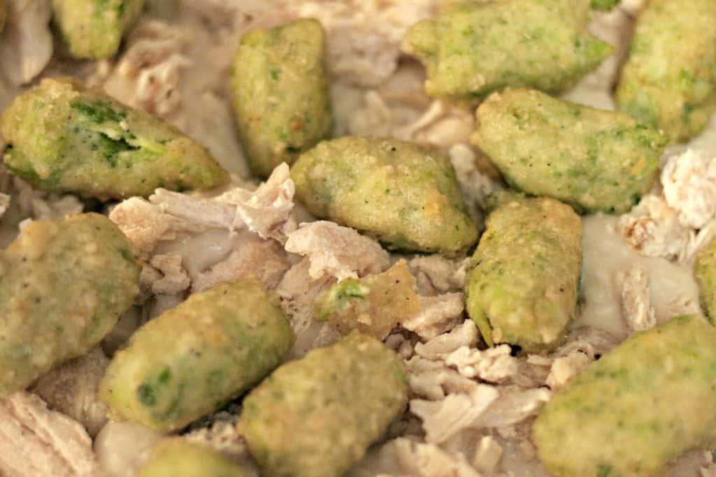 broccoli tot casserole