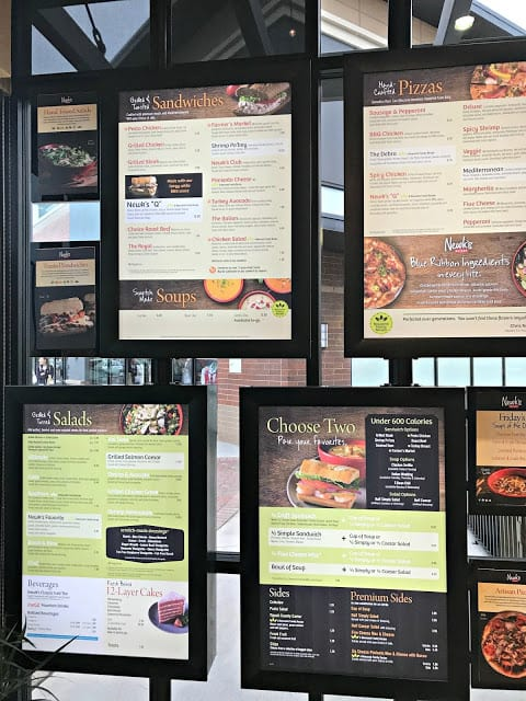 Newks Eatery Review, Newks Eatery giveaway, Newks Eatery in Colorado, Menu from Newks Eatery