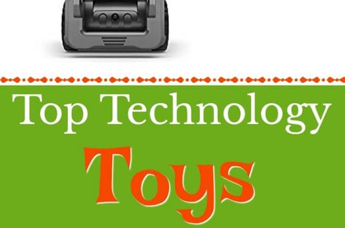 Top Technology Toys for Christmas [ad]