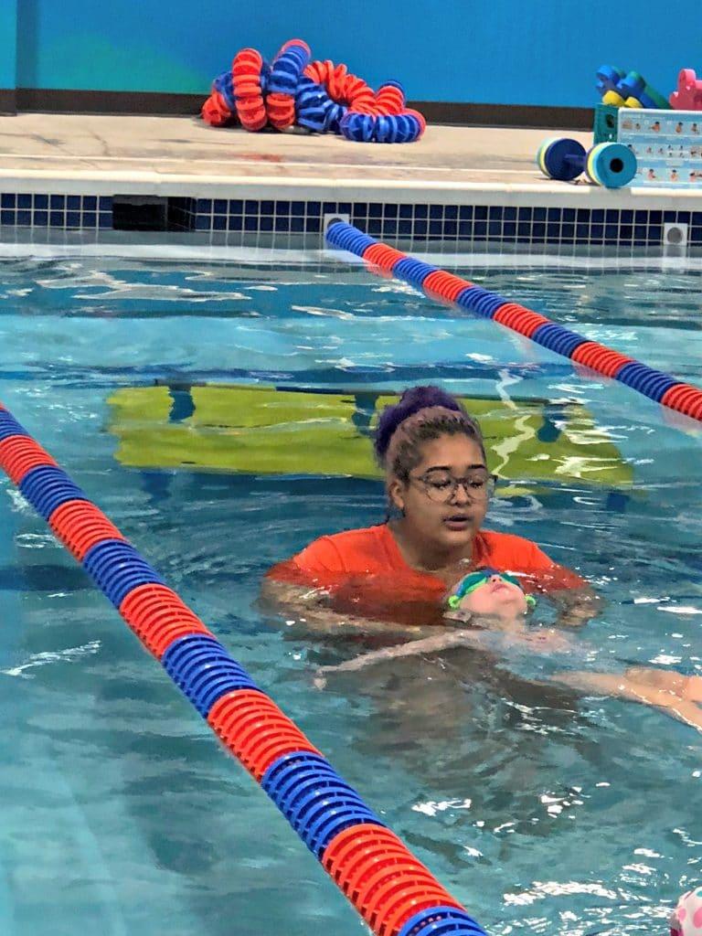 Goldfish Swim School, Denver Colorado Swim Schools, Denver Swim Lessons, best place for swimming lessons in Colorado, Where to take swim lessons in colorado