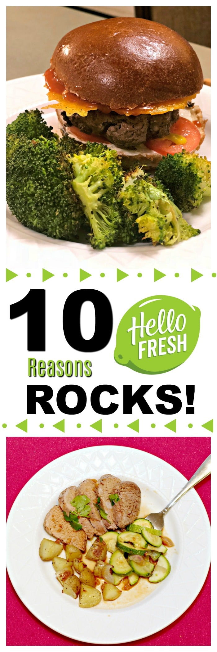 10 reasons hellofresh rocks, why should I try hellofresh, is hellofresh worth it