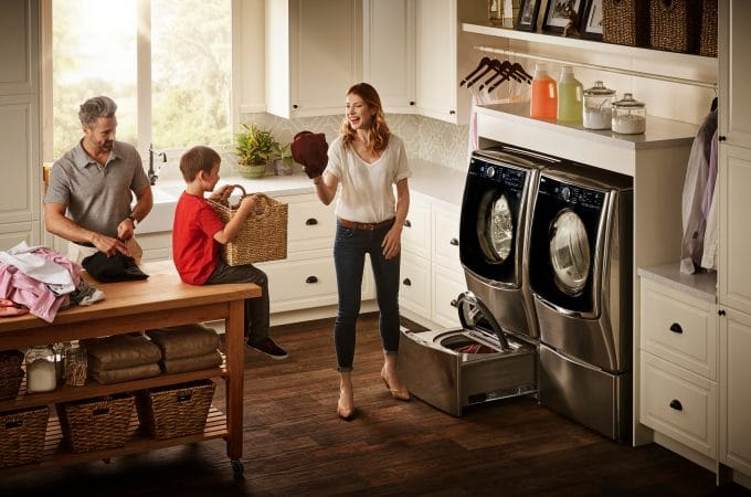 Reasons I Want the LG TwinWash Laundry System!