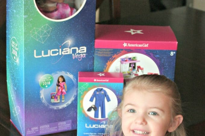 3 STEM Activities with Luciana Vega the 2018 #GirlofTheYear #AmericanGirl #ad #GIVEAWAY