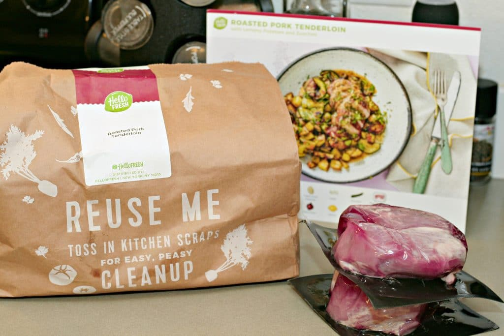 is hellofresh sustainable, how to live sustainably with hellofresh
