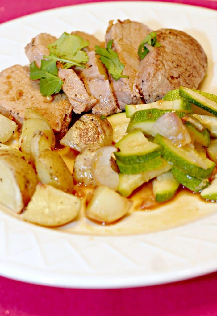 hellofresh pork tenderloin, how to cook hellofresh meals, reasons to try hellofresh