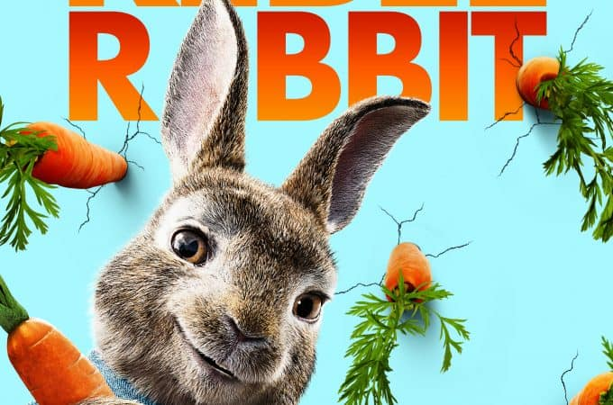 3 Reasons you Need to Watch Peter Rabbit!