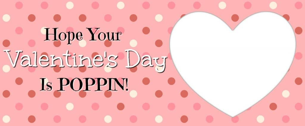 bubble valentine printable, free valentine printable