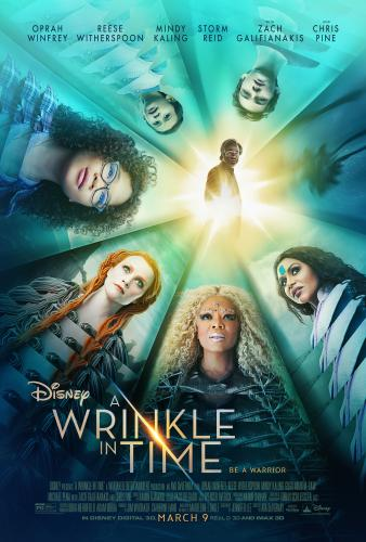 Is A Wrinkle in Time good for kids, recommended age for a Wrinkle in Time, Is A wrinkle in time scary, parents thoughts on A wrinkle in time
