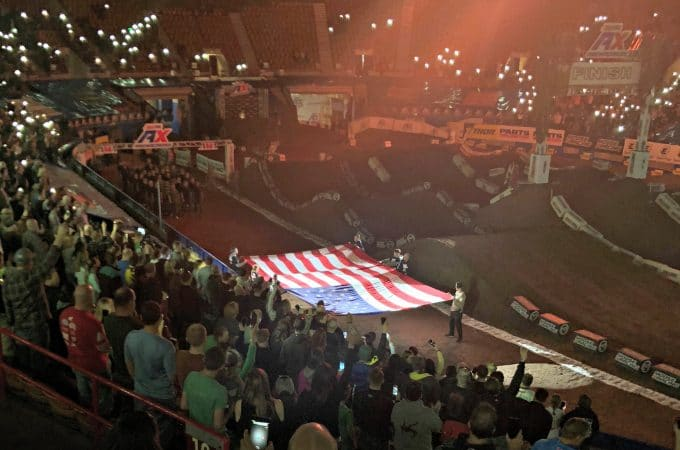 Family Night at Arenacross