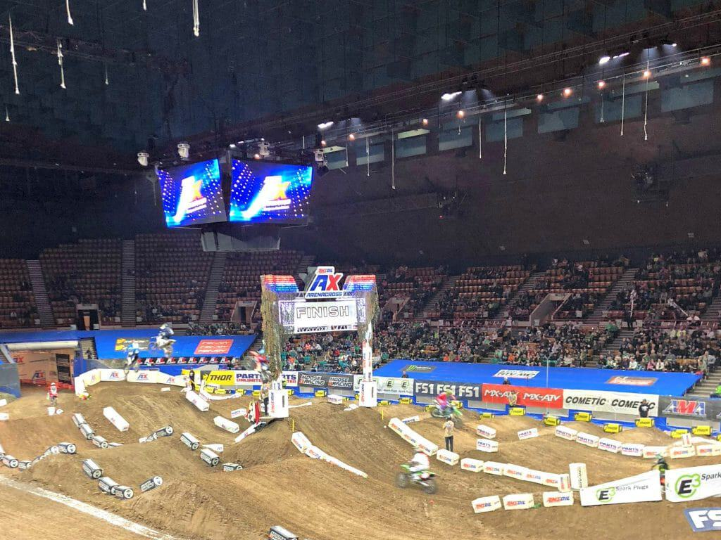 Denver Arenacross experience, what is AMSoil Arenacross, Is Arenacross family friendly, arenacross Denver colorado, What is arenacross