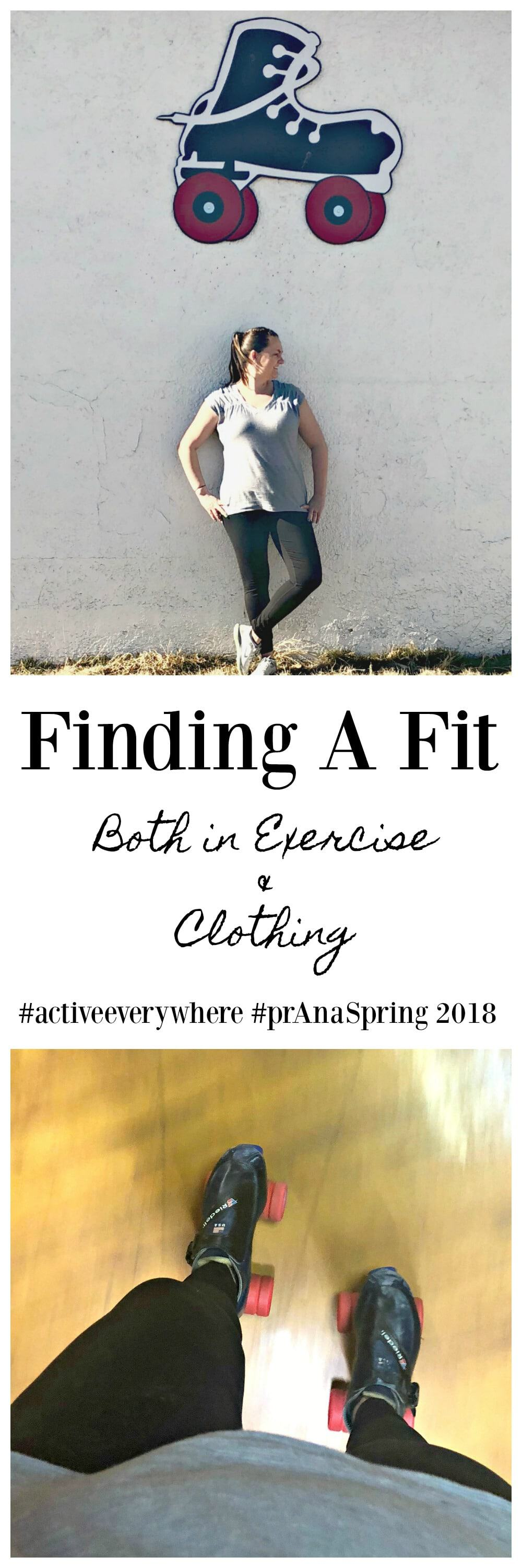 Fit clothing, exercise, roller skating cardio, roller skating attire, versatile workout clothing, non see through yoga pants, prAna discount code, prAna savings code 2018,