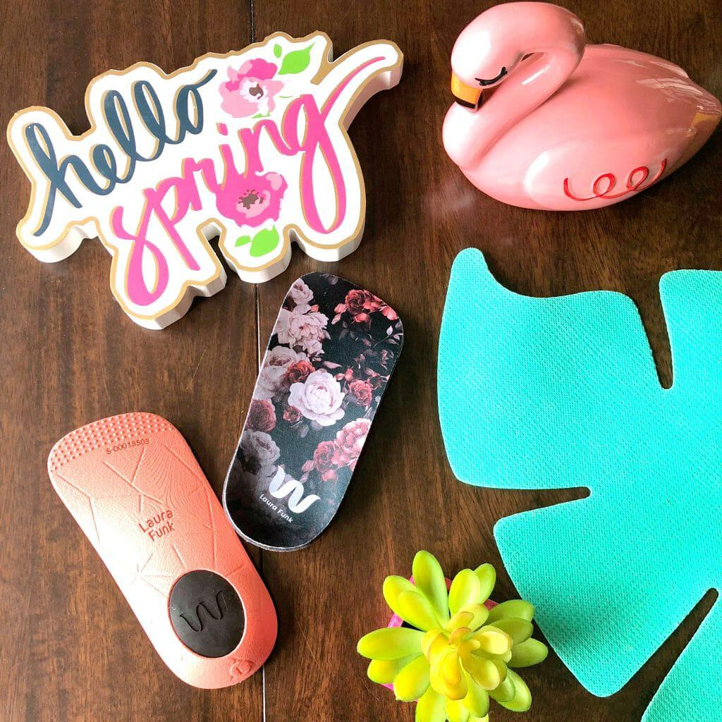 Looking for custom orthotic insoles that are affordable and easy to create. Want something that is personalized, fun to create. Wiivv insoles are comfortable easy to create custom insoles that are 3D printed and affordable. Enter to win a pair here.