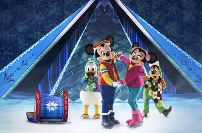 Disney On Ice presents Frozen Comes to Denver this week!