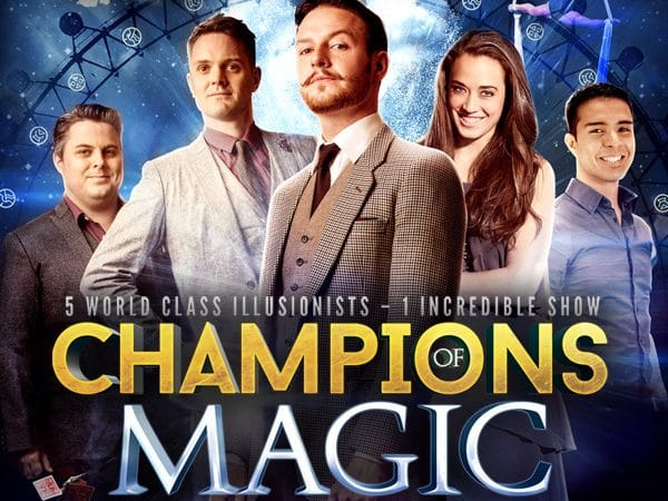 Do You Like Magic? Champions of Magic Comes to Denver!