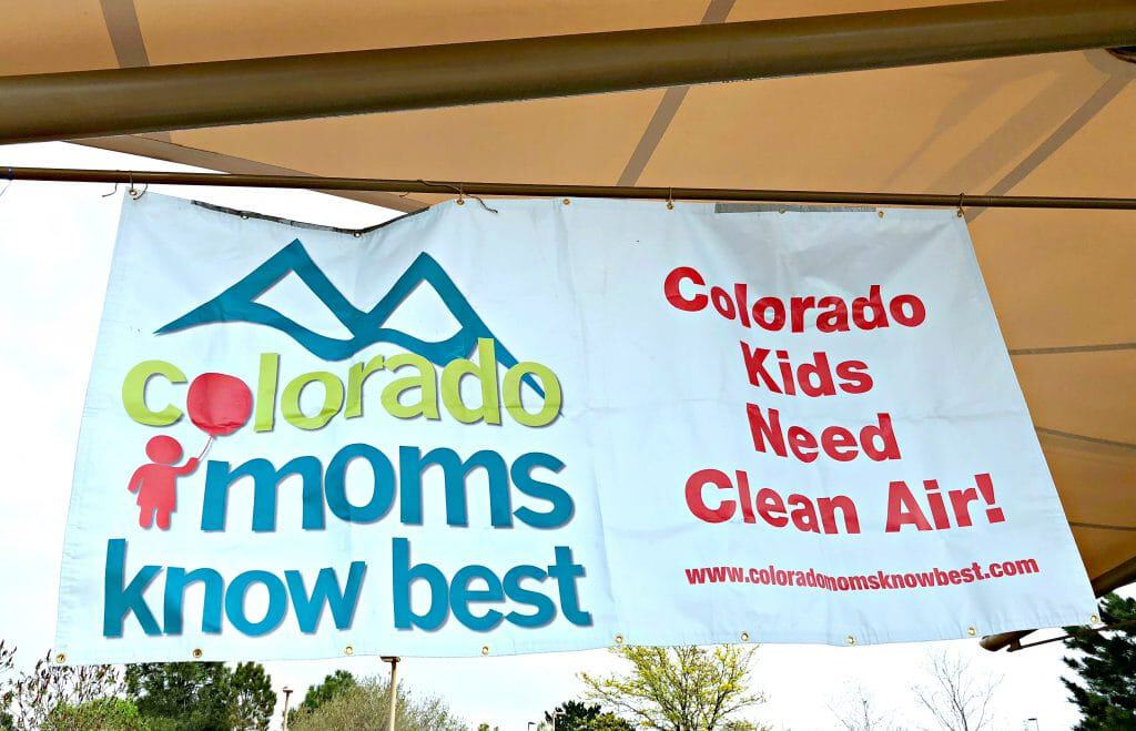 Air Pollution in Colorado, How to combat colorado air pollution, 5 ways you can promote air quality, moms clean air force colorado, #mamasummit2018, #mamasummitCo