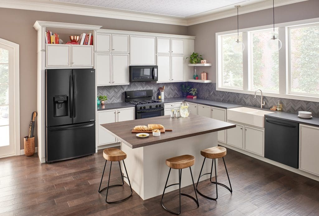 LG Smart Kitchen, LG Wifi kitchen, LG knock knock appliances, LG Summer Bundle, LG Kitchen deal, LG appliances